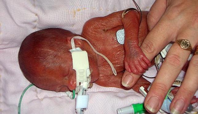 23 Week Old Baby