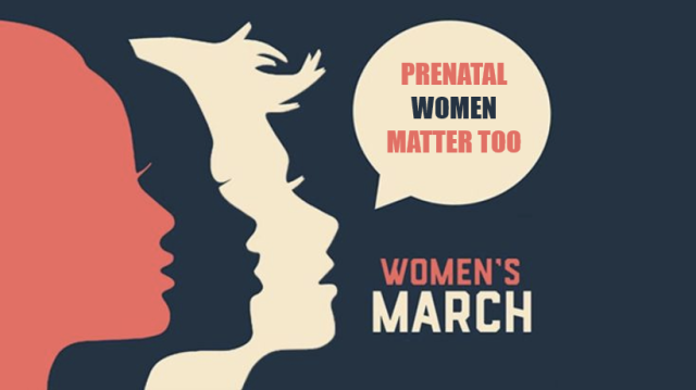 Women's March Why We March