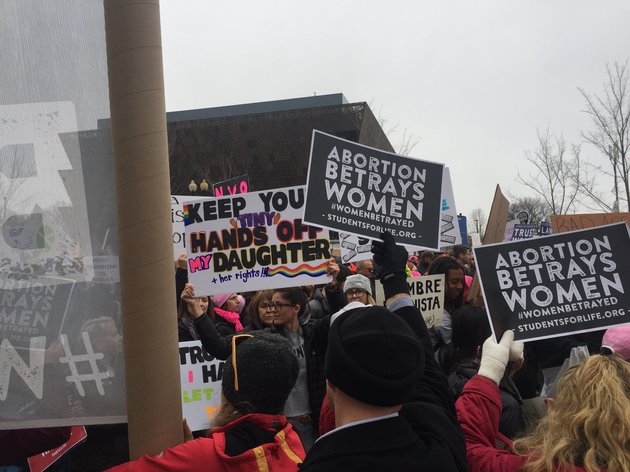 Women's March on Washington Pro-Life