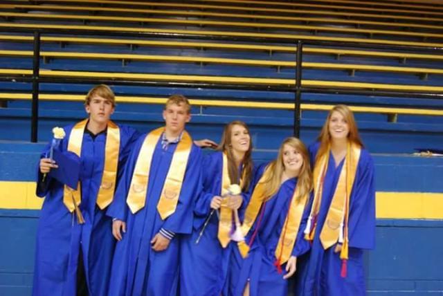 Quintuplets Graduation