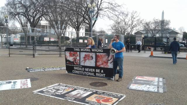 White House Pro-Life Outreach