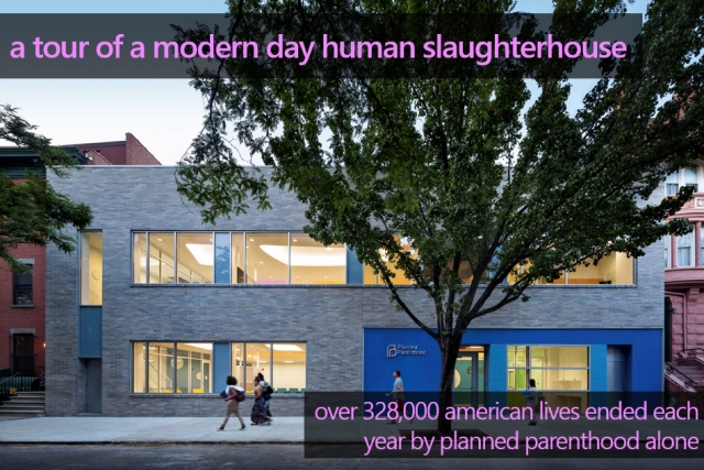 Planned Parenthood Tour